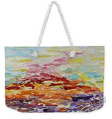 Jazzy Weekender Tote Bag