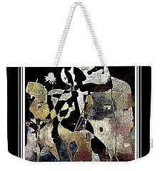 Jazzy Night 7 Weekender Tote Bag by Lynda Payton