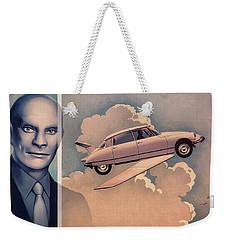 Jean Marais / Fantomas 1964 Weekender Tote Bag