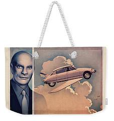 Jean Marais / Fantomas 1965 Weekender Tote Bag