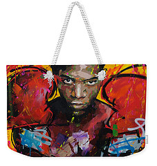 Jean-michel Basquiat Weekender Tote Bag