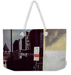 Jean's Bakery Weekender Tote Bag