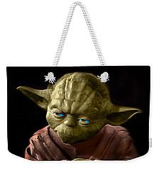Jedi Yoda Weekender Tote Bag