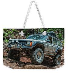 Jeep Cherokee Weekender Tote Bag