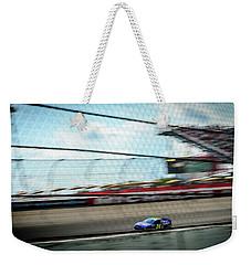 Jeff Gordon's Last Race At Mis Weekender Tote Bag