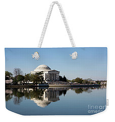 Jefferson Memorial Cherry Blossom Festival Weekender Tote Bag