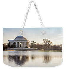 Jefferson Morning Weekender Tote Bag