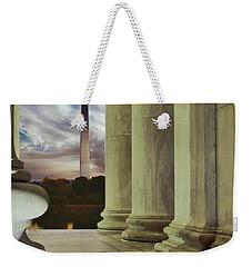 Jefferson Washington Weekender Tote Bag