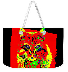 Jekyll The Cat Weekender Tote Bag