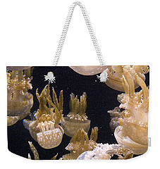 Jelly Parade Weekender Tote Bag by Jim and Emily Bush