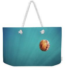 Jellyfish Weekender Tote Bag