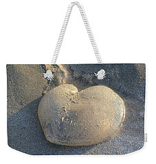 Jellyfish With A Big Heart Weekender Tote Bag