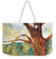 Jemez Cottonwood Weekender Tote Bag