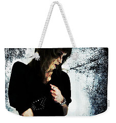 Jenn 1 Weekender Tote Bag by Mark Baranowski