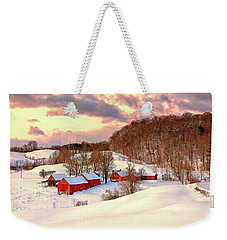 Jenne Farm After The Storm Weekender Tote Bag