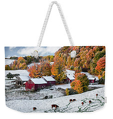 Jenne Farm, Reading, Vt Weekender Tote Bag