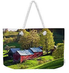 Jenne Farm Spring Weekender Tote Bag