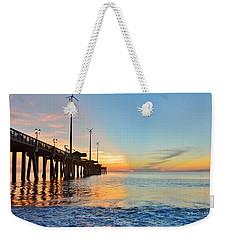 Jennette's Pier Aug. 16 Weekender Tote Bag