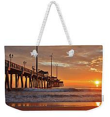 Jennettes  Pier Weekender Tote Bag