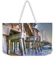 Jennette's Pier Weekender Tote Bag