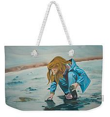Jennifer Weekender Tote Bag
