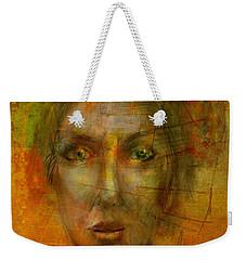 Jenny Weekender Tote Bag by Jim Vance