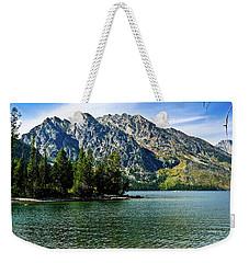 Jenny Lake Weekender Tote Bag