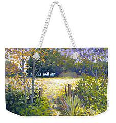 Jeremiahs Field Weekender Tote Bag