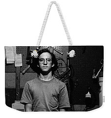 Self Portrait, In Darkroom, 1972 Weekender Tote Bag