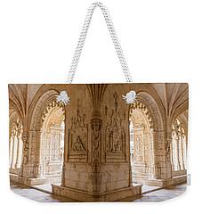 Jeronimos Monastery, Belem - Lisbon Weekender Tote Bag