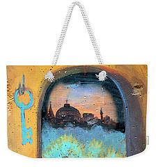 Jerusalem Key Weekender Tote Bag