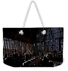 Jesse's In The Barn Weekender Tote Bag