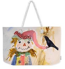 Jester John Weekender Tote Bag