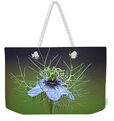 Jester's Hat Flower Weekender Tote Bag