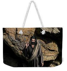 Jesus Christ- Be Blessed And Prosper Weekender Tote Bag