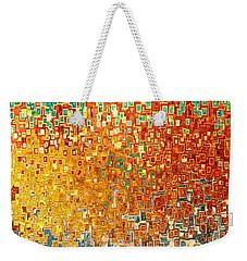 Jesus Christ Seed Of Woman Weekender Tote Bag
