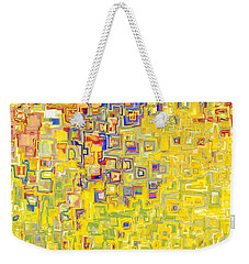 Jesus Christ The Holy Child Weekender Tote Bag by Mark Lawrence
