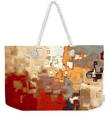 Jesus Christ The Only Begotten Son Weekender Tote Bag by Mark Lawrence