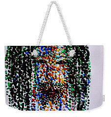 Jesus Lion Of Judah Weekender Tote Bag