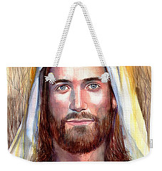 Jesus Of Nazareth Painting Weekender Tote Bag
