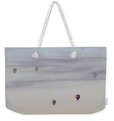 Jet Stream Weekender Tote Bag