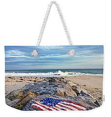 Jetty Four Beach Weekender Tote Bag
