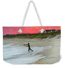 Jetty Four Fisherman Weekender Tote Bag