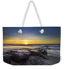 Jetty Four Sunrise Weekender Tote Bag