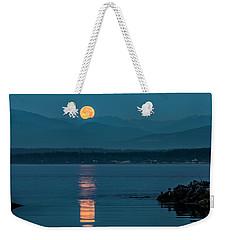 Jetty Moonbeam Weekender Tote Bag