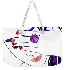 Jewel II Weekender Tote Bag