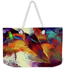 Jewel Island Weekender Tote Bag