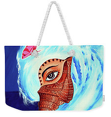 Jewel Of Shell Weekender Tote Bag