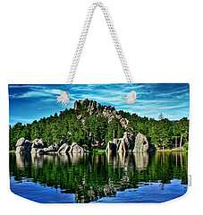 Jewel Of The Black Hills Weekender Tote Bag