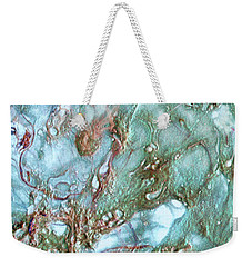 Jewel Of The Sea Weekender Tote Bag